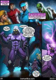 Cosmic Heroes 1 #5