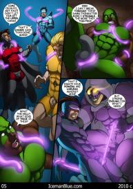 Cosmic Heroes 1 #6