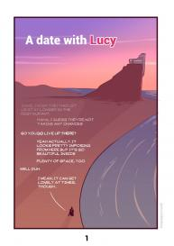 A Date With Lucy #2