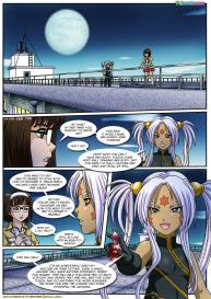 Ah! Enslavement Of My Goddess 3 #2