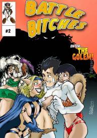 Battle Bitches 2 – Enter The Golem #1