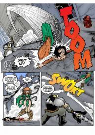 Battle Bitches 2 – Enter The Golem #22