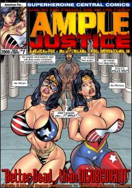Ample Justice 1 – Better Dead Than Disobedient #1
