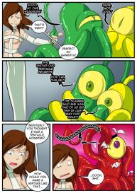A Date With A Tentacle Monster 6 Part 2 #8
