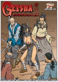 Geisha Chronicles 1 #1