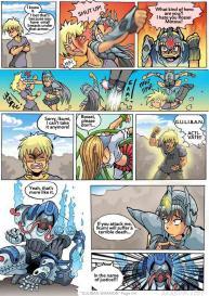 G.U.L.I.B.A.N. Warrior 1 #4