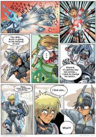 G.U.L.I.B.A.N. Warrior 1 #5
