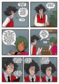 A Date With A Tentacle Monster 11 #17