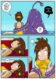 A Date With A Tentacle Monster 2 – Tentacle Beach Party #4