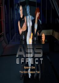 Ass Effect 1 – The Omni Pleasure Tool #1