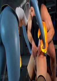 Ass Effect 1 – The Omni Pleasure Tool #33