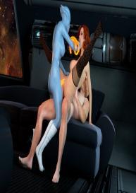 Ass Effect 1 – The Omni Pleasure Tool #74