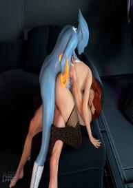 Ass Effect 1 – The Omni Pleasure Tool #84