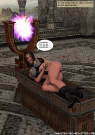 Sorceress's Blunder #131