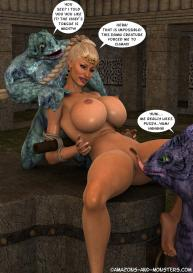 Sorceress's Blunder #159