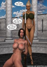 Sorceress's Blunder #187