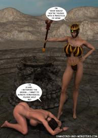 Sorceress's Blunder #218