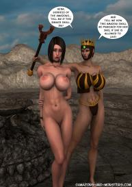 Sorceress's Blunder #220
