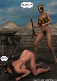 Sorceress's Blunder #222