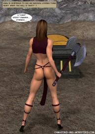 Sorceress's Blunder #3