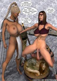 Sorceress's Blunder #45