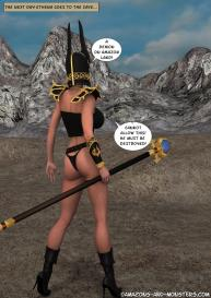Sorceress's Blunder #47