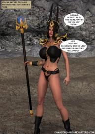 Sorceress's Blunder #48