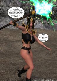 Sorceress's Blunder #49