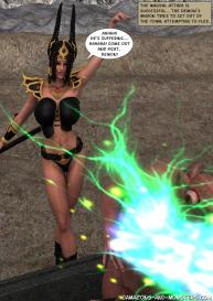 Sorceress's Blunder #51