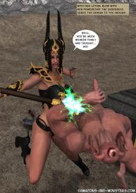 Sorceress's Blunder #52