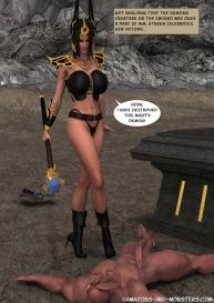 Sorceress's Blunder #53