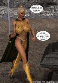 Sorceress's Blunder #89