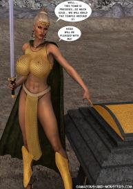 Sorceress's Blunder #91