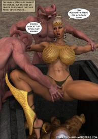 Sorceress's Blunder #97