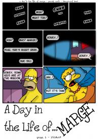 A Day In The Life Of Marge 1 #2