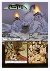 Adventure Of Asia #30