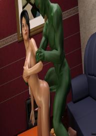 Alien Abfucktion 1 #84
