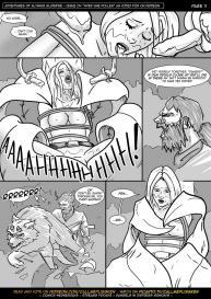 Adventures Of Alynnya Slatefire 4 #12