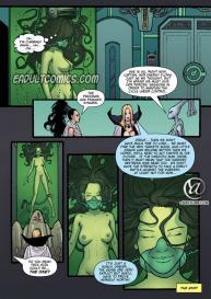 Alien Abduction 2 – Final Evolution #16