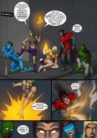 Cosmic Heroes 3 #12