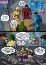 Cosmic Heroes 3 #13