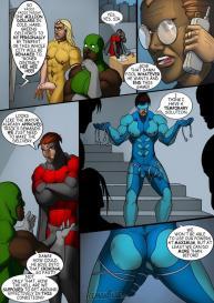 Cosmic Heroes 3 #14