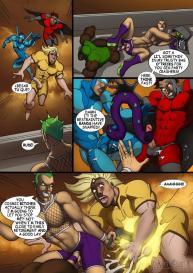 Cosmic Heroes 3 #19