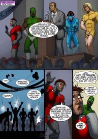 Cosmic Heroes 3 #2
