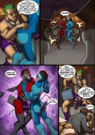 Cosmic Heroes 3 #22