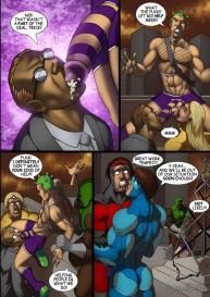 Cosmic Heroes 3 #23
