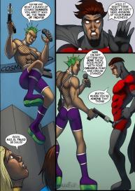 Cosmic Heroes 3 #3
