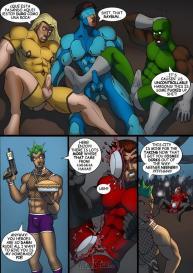 Cosmic Heroes 3 #5
