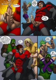 Cosmic Heroes 3 #8