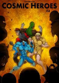 Cosmic Heroes 4 #1